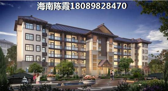 海航儋州望海国际广场户型图怎么看?